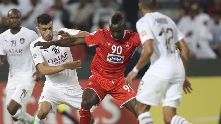 AFC Champions League, Al Sadd vs Persepolis 0 1
