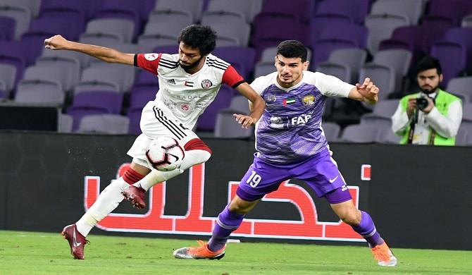 Arabian Gulf League week 6
