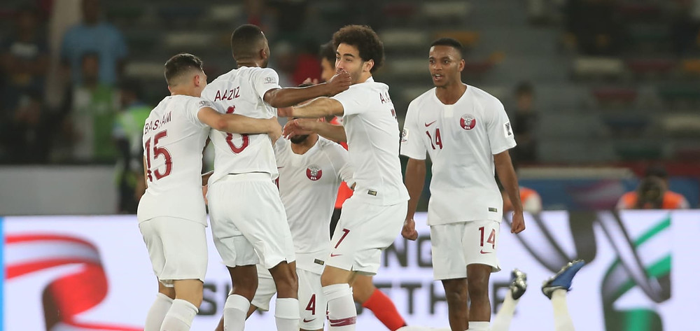 Asian Cup UAE 2019, Qatar vs Korea