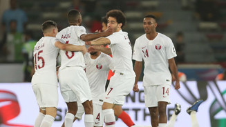 Asian Cup UAE 2019; Quarter-final: Korea Republic 0-1 Qatar