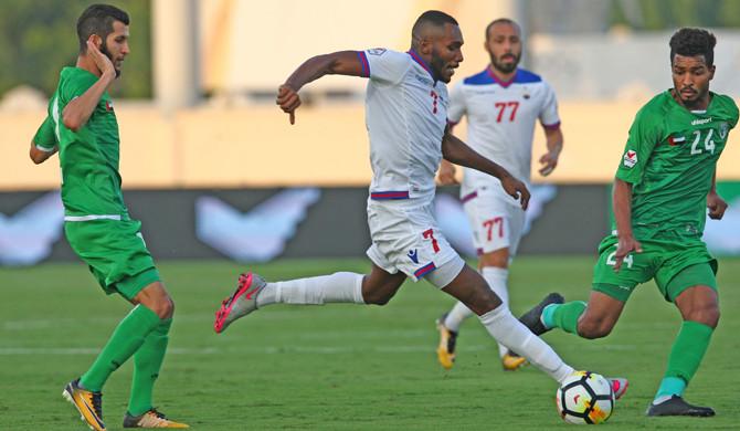 Arabian Gulf League UAE Round 8 Preview