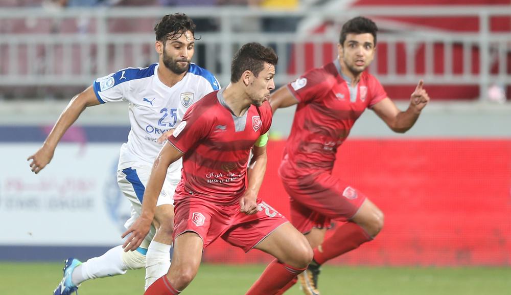 QNB Stars League Qatar Round 8 Highlights