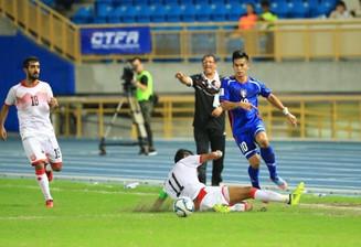 AFC ASIAN CUP 2019 QUALIFIERS - GROUP E: CHINESE TAIPEI 2-1 BAHRAIN