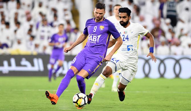 Arabian Gulf League matchweek 22 Al Ain FC