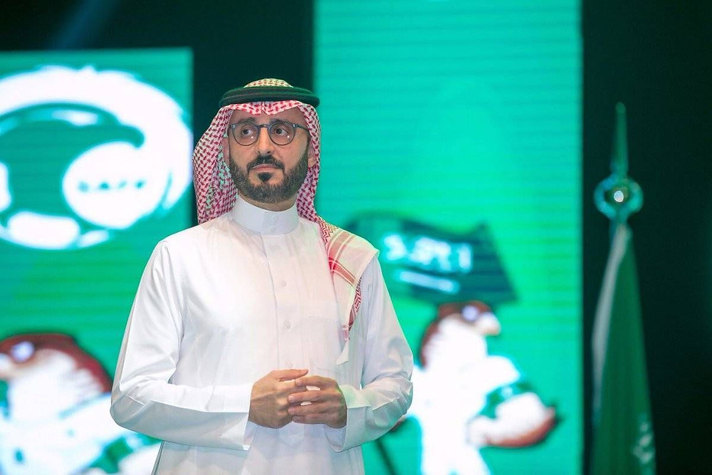 SAFF, Saudi Football Federation, New President