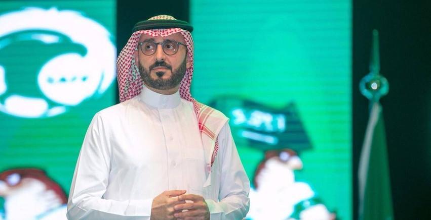 Qusai Al-Fawaz is the new president of the Saudi Federation