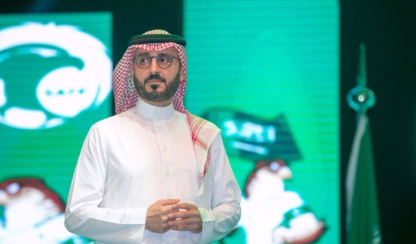 Qusai Al-Fawaz is the new president of the Saudi Federation