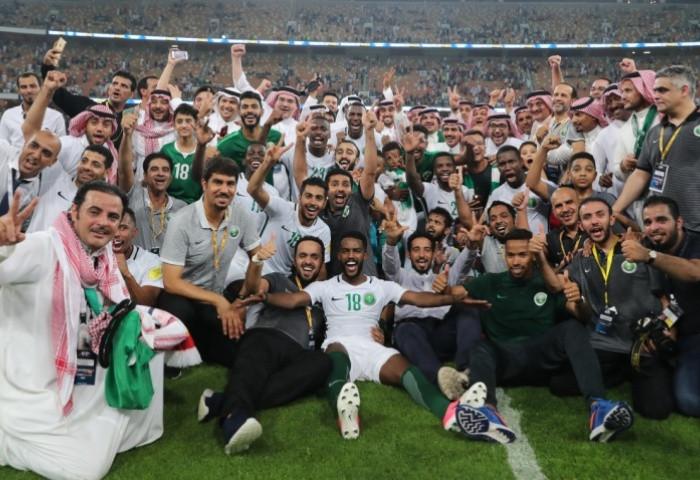 World Cup Russia 2018 Qualifications- Saudi Arabia