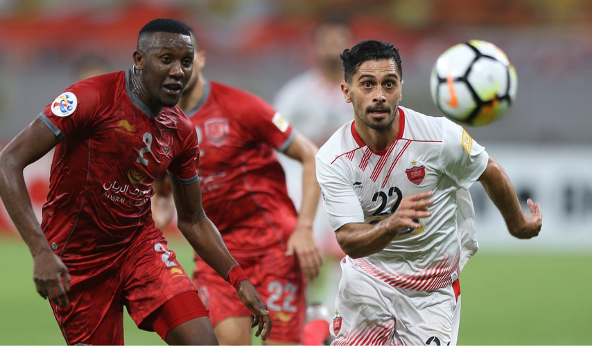 Al Duhail defeat Persepolis in AFC Champions League quarterfinal