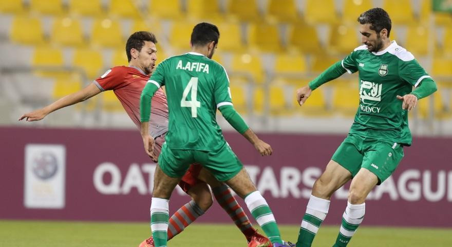 Qatar Stars League - preview round 25