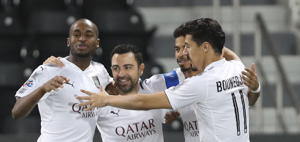 Xavi Hernandez signed for another 2 years with Al Sadd, Qatar