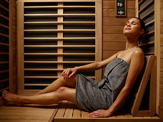 Weight loss, body contouring, fat burning, infrared sauna, body sculpting, seawater