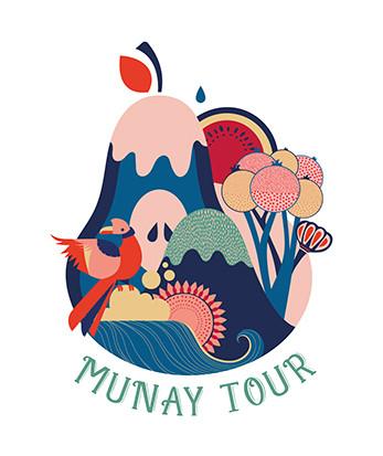 logo Munay tour
