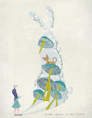 illustration alice
