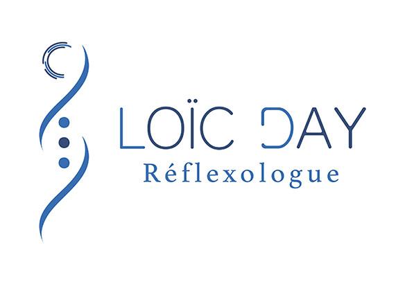 logo loïc day réfléxologue