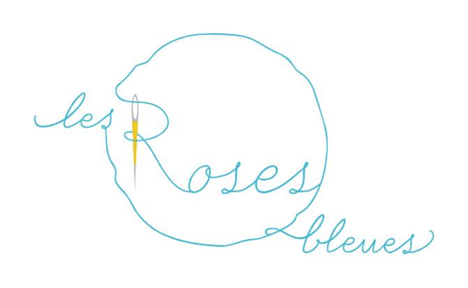 logo les roses bleues