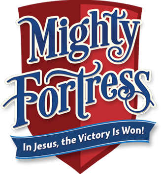 Mighty Fortress Logo