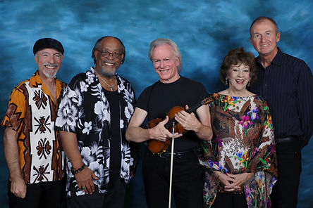 Tom Rigney Band Picture