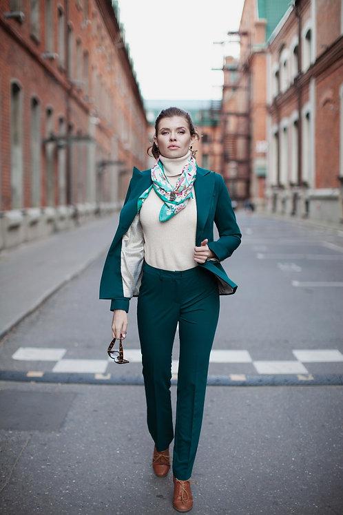 """Women's trouser suit """"SEA WAVE"""""""
