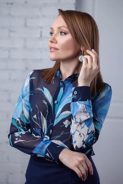 Блузка FLOWER