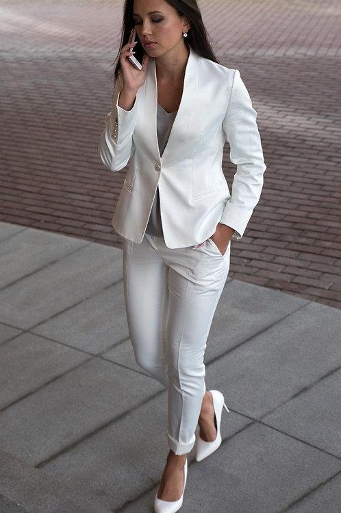"Брючный костюм ""WHITE CLASSIC"""