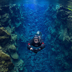 Freediving the Hall