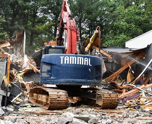 Demolishing for Development