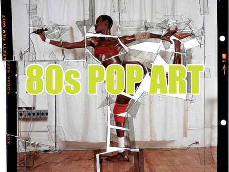 80s POP ART