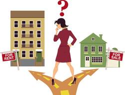 לקנות או לשכור דירה?