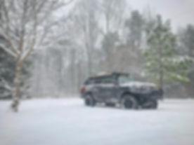 Apex Overland Toyota 4Runner