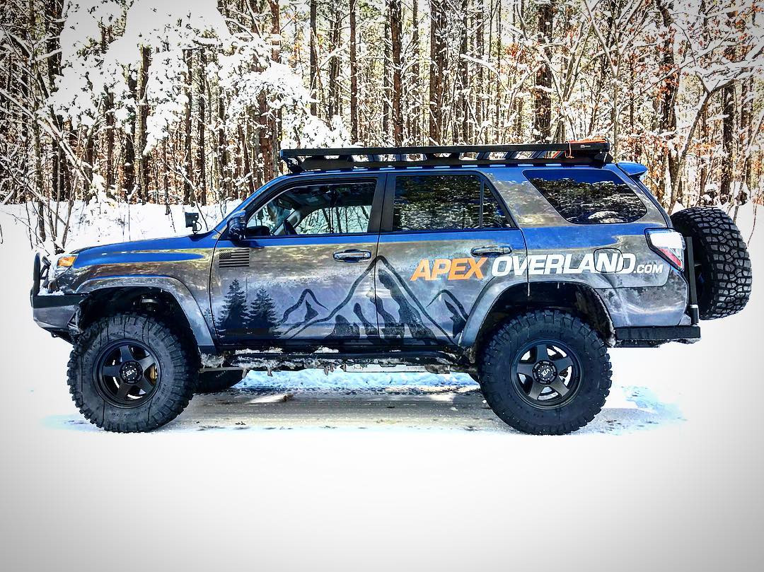 Apex Overland | Off-Road Parts Accessories | United State