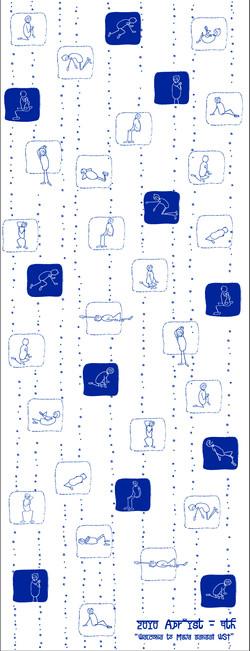 ハーモニー体操「2010年W.S.」プレミアグッズ制作