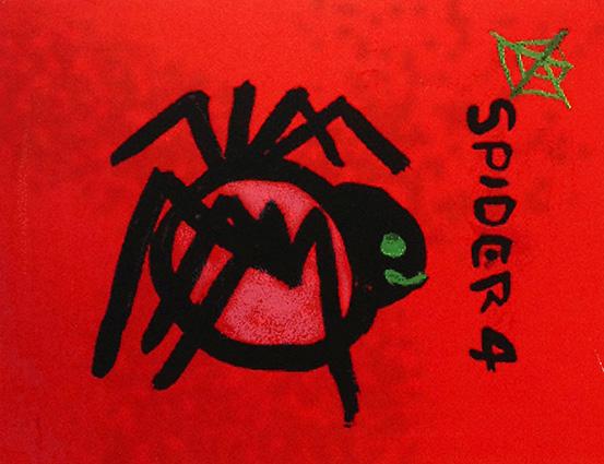 Spider シリーズ No.3