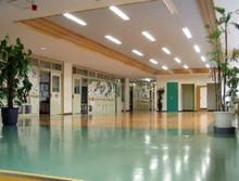 文化中学校 多目的ホール
