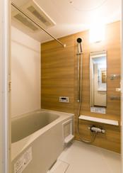 COビル 浴室