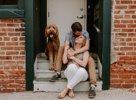 Taylor & Parker // KC Engagement