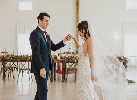 Rural Bohohemian Wedding Shoot