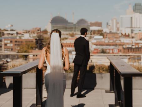Logan & Blaine's Kansas City Wedding // Pennway Place at Studio Dan Meiners