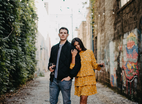 Bria & AJ // Crossroads KCMO