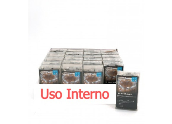 Filo luminoso USO INTERNO 10LED