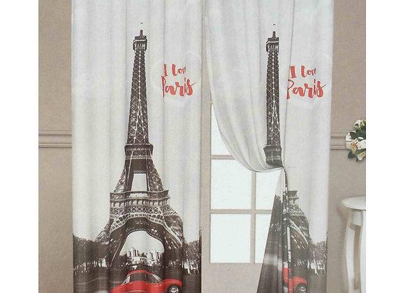 Tenda Torre Eiffel 140x280cm