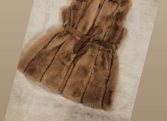 Smanicato pelliccia ecologica