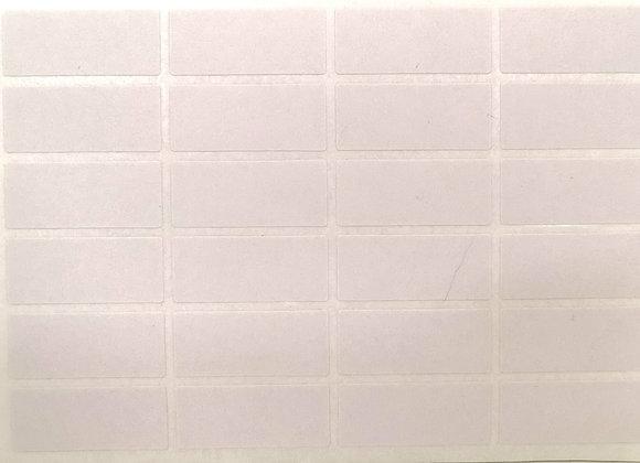 Etichetta Adesiva 1,5 x 3,5 cm