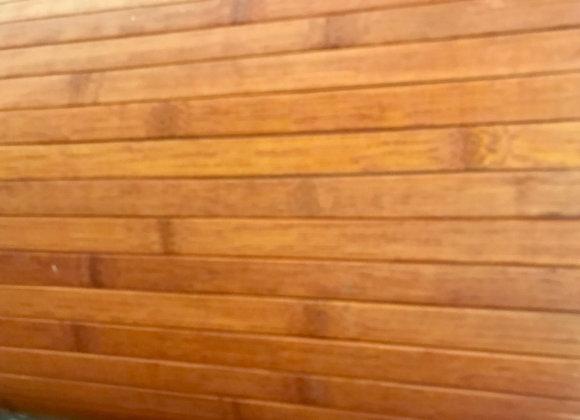 Passatoia In Bamboo Naturale antiscivolo al taglio al metro