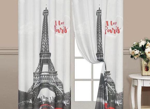 Tenda città Paris 140x280cm