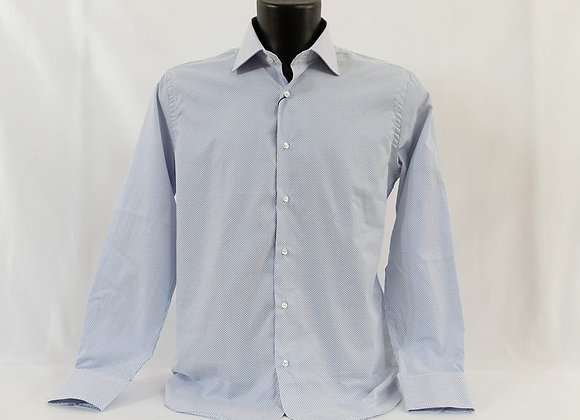 Camicia Confort Geometric