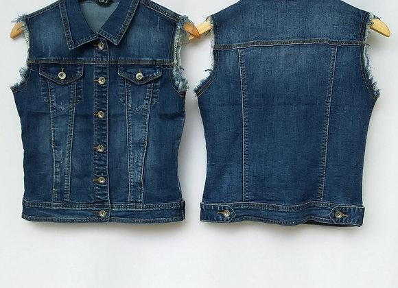 Gilet di jeans classic