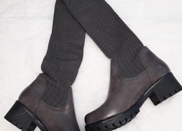 Stivale gambale calza