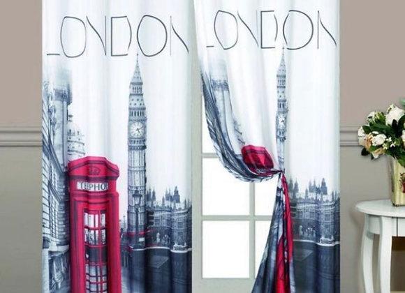 Tenda città London 140x280cm