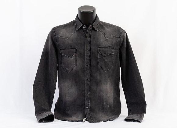 Camicia Jeans tasche